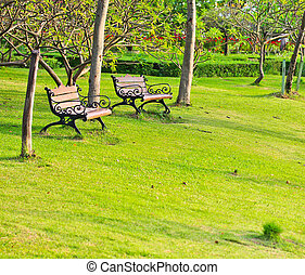 relax chair in Park Chair