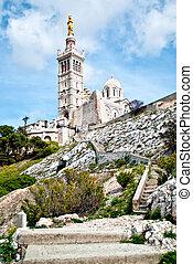 Notre-Dame de la Garde basilica - Notre-Dame de la Garde...