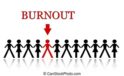 burnout - one of many will get burnout