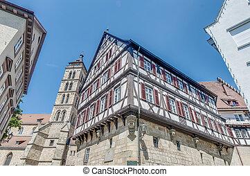 Speyrer Zehnthof Sektellerei in Esslingen am Neckar -...