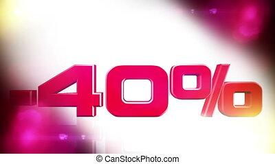 40 percent OFF 01