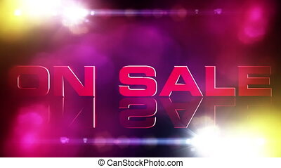 On Sale 03 - ON SALE discount animation