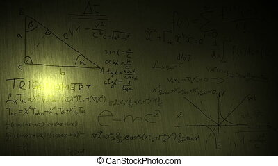 Science v9 04 - Mathematical and Physical formulas cool...