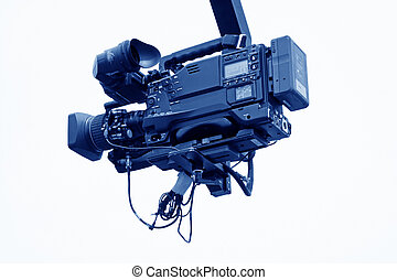 video camera in the sky