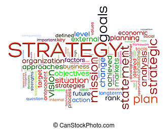 Word tags strategy
