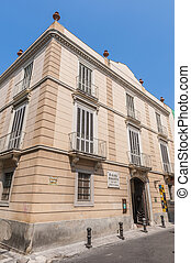 Romantic Museum at Sitges, Spain - Romantic Museum at Sitges...