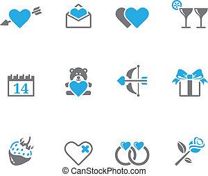 Duotone Icons - Love