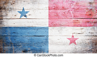 bandera, Panamá