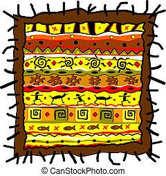 tribal art - Vector tribal art