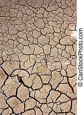 Dryness - Drought, the ground cracks, no hot water, lack of...