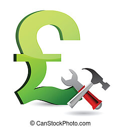 currency tools symbol