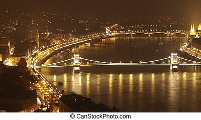 Budapest by Night 22 pan - Budapest by Night