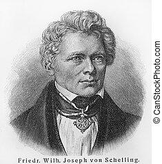 Friedrich Schelling - Friedrich Wilhelm Joseph Schelling -...