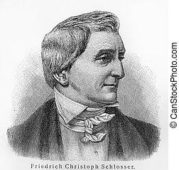 Friedrich, Christoph, Schlosser