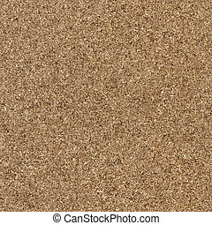 Chipboard Seamless Tilling Pattern - Sandy Brown Chipboard...
