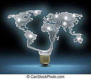 global, innovación
