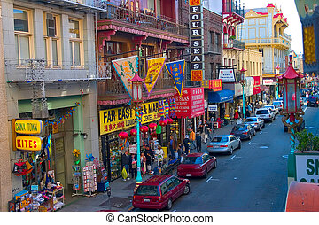 San Francisco China Town