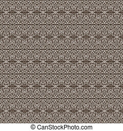 pattern background with thin hand drawn lines