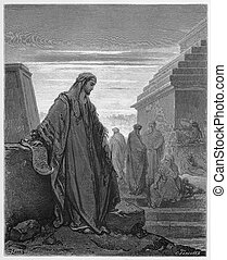 Daniel from the Book of Daniel - Picture from The Holy...