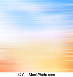 Abstract textured background: blue, yellow, and red patterns...