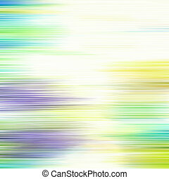 Abstract textured background: blue, green, and yellow...