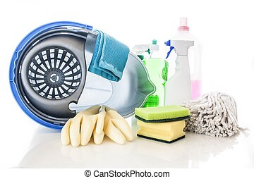 Cleaning items