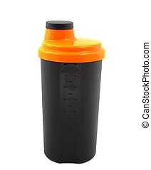 Shaker - Sport shaker, diet and nutrition, protein shake...