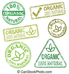 Organic Stamps