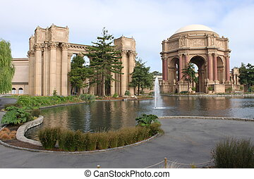 Exploratorium San Francisco palace of fine arts