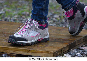 treking shoes outdoors - treking shoes outdoors
