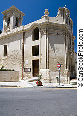 church our lady of victories valletta malta - malta valletta...