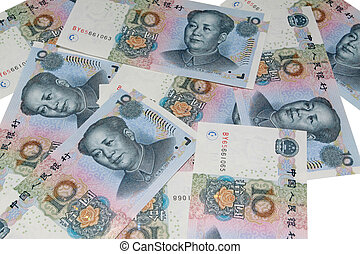 paper currency - closeup of paper currency, creative image,...