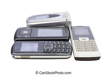 old cell phones obsolete technology
