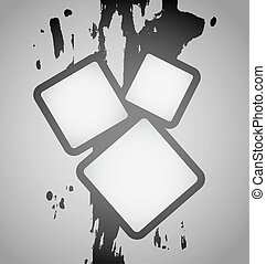 Paint frame - Creative design of paint frame