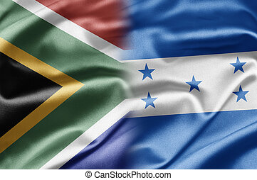 South Africa and Honduras