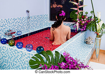 spa thailand - As a way to revitalize and relax the body.