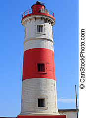 Jamestown lighthouse - Lighthouse in Jamestown, Accra, Ghana
