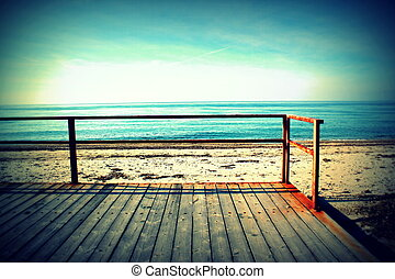 Sunny beach in a dream - Dreaming a beach in Chalkidiki...
