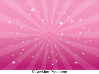 pink color light background