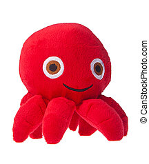 sweet and soft octopus, a perfect gift for home or...