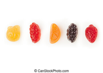 Organic Fruit Gummy Snacks for Kids - Tasty Organic Fruit...