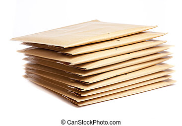 packet - several package, ready to ship