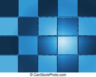 chess-board - Abstract chess-board background.