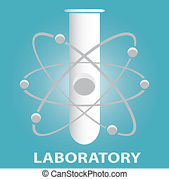 Science background, medical, health care .vector