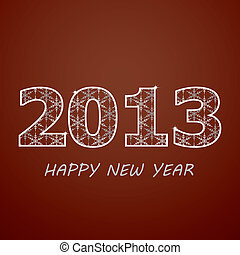 New year 2013