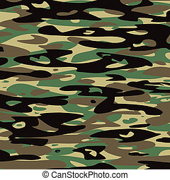 vector camouflage pattern - vector summer camouflage pattern...