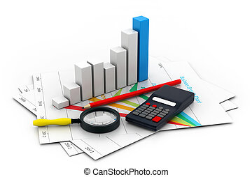Business graph analyzing