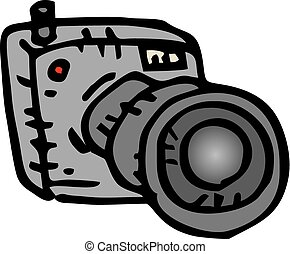 Hand drawing cam - Creative design of hand drawing cam