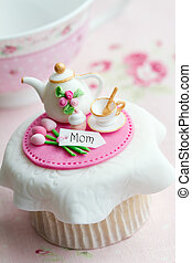 Mothers day cupcake - Cupcake gift for Mothers day