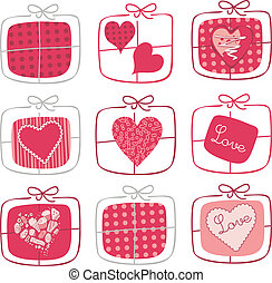 Valentine Gifts Set